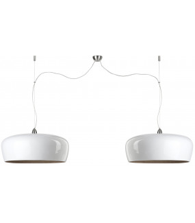 Lampa Wisząca Hanoi 2, Biała