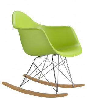 Krzesło P018RR PP inspirowane RAR zielone