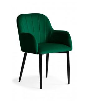 Krzesło TULIP zielone