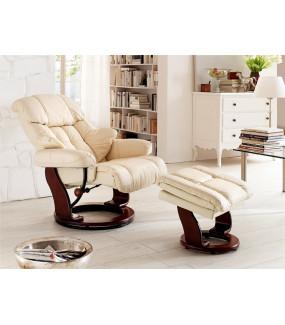 Fotel CALGARY kremowy