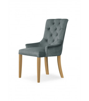 Krzesło AUGUST szare