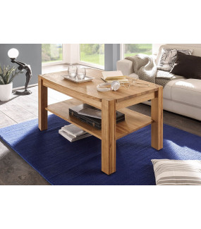 Stolik kawowy KALIPSO 110 cm drewno dąb