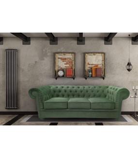 Sofa Chesterfield Modern Barock II Clasic z funkcją spania
