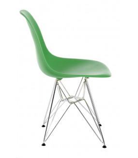 Krzesło PC016 PP Inspirowane DSR Ciemnozielone