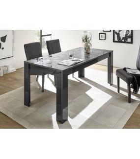 Stół PRISMA 180 cm antracytowy