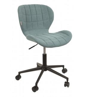 Krzesło Biurowe OMG Niebieskie