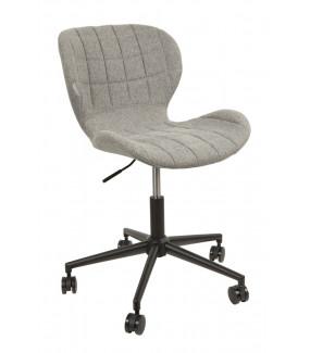 Krzesło Biurowe OMG Szare