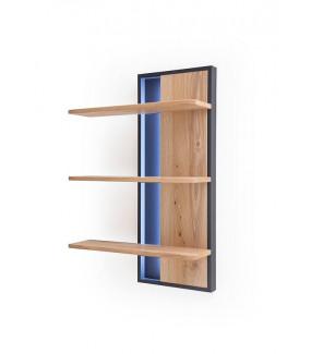 półka wisząca do salonu