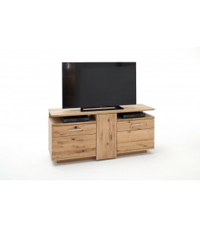 Stolik pod TV SANTORI 150 cm dębowy
