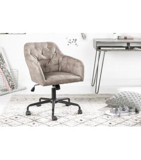 Krzesło biurowe Dutch Comfort taupe