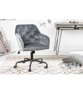 Krzesło Biurowe Dutch Comfort szare