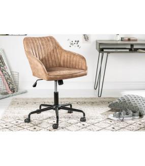 Krzesło biurowe Turin do gabinetu