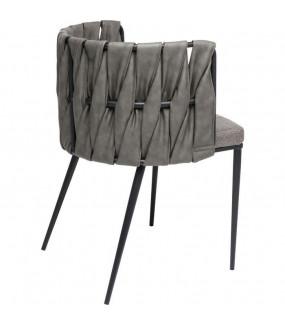 Krzesło Armrest Cheerio z poduszką