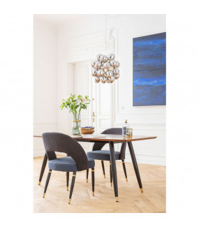 Krzesło Samantha Grey