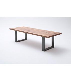 Stół CASTELLO  200 cm dębowy do salonu