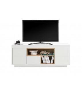 Stolik pod TV KRONOS 169 cm biały