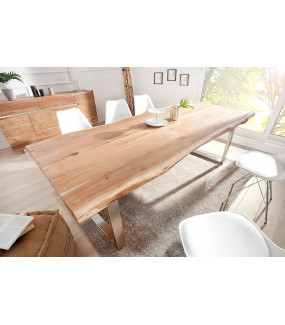 Stół Mammut 200 cm akacja
