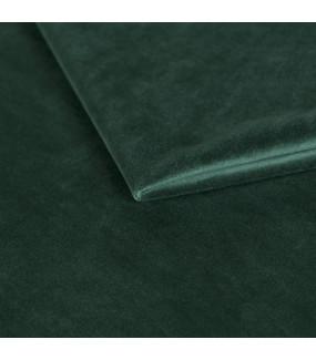 Sofa MELLOW tkanina riviera 38 ciemnozielona do salonu