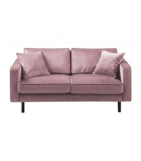Sofa MELLOW Tkanina Riviera 62 pudrowy róż