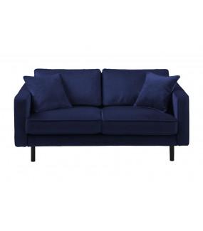 Sofa MELLOW Tkanina Riviera 81 granatowa