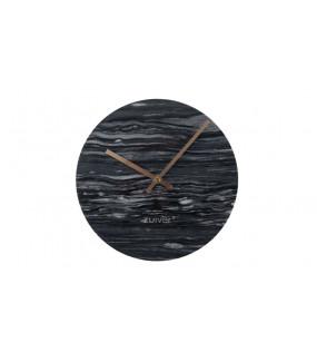 Zegar Ścienny MARBLE TIME szary