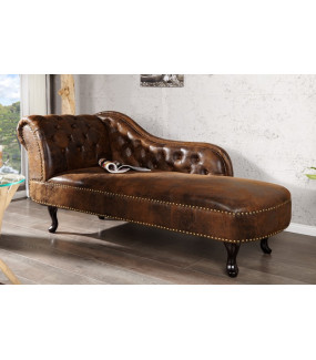 Leżanka Chesterfield Antik Look