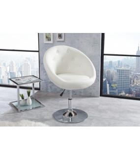 Fotel CoutureLiving biały