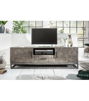 Stolik pod TV Infinity Home 160 cm szary Mango