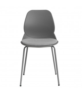 Krzesło Layer Tap 4 szare