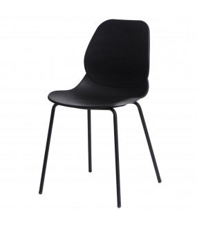 Krzesło Layer 4 czarne