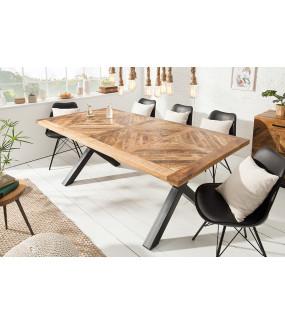 Stół Infinity Home 160 cm naturalny Mango