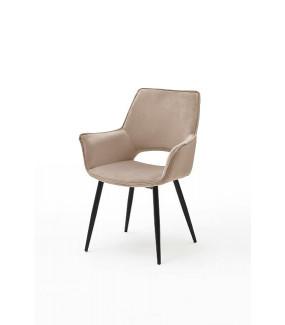 Krzesło SAMOS Cappuccino