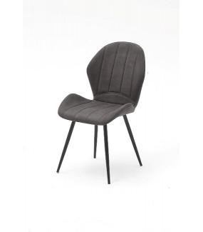 Krzesło LIMA Antracytowe
