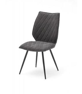 Krzesło NAVARRA Antracytowe