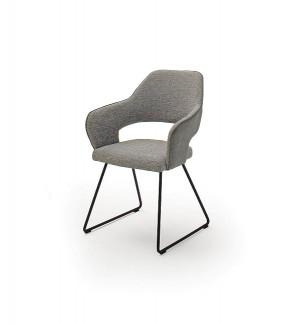 Krzesło NEWCASTLE K Szare
