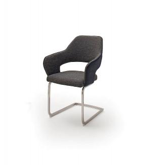 Krzesło NEWCASTLE S czarne