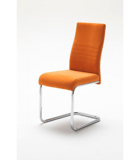 Krzesło JONAS Pomarańczowe