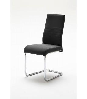 Krzesło JONAS Czarne