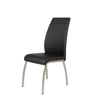Krzesło AMBER 5 Czarne