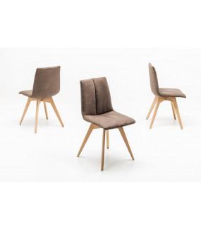 Krzesło SANNE 1 Jasnobrązowe