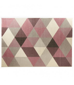 Dywan Elements Różowy 230 cm x 160 cm