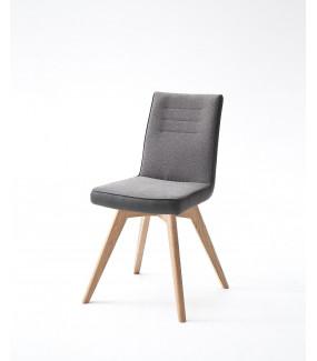 Krzesło ALESSIA E Szare