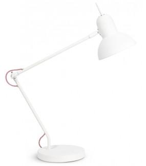 Lampa stołowa NOTTINGHAM biała