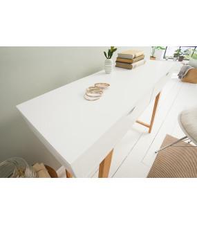 Konsola Scandinavia 100 cm biała