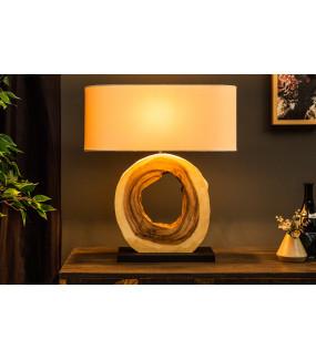 Lampa stołowa OrganicArtwork 61 cm