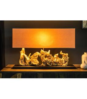 Lampa stołowa PureUnique 80 cm beżowa