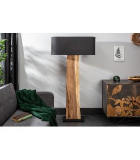 Lampa podłogowa Organic Living czarna
