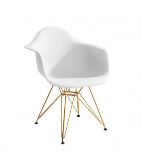 Krzesło DAR białe