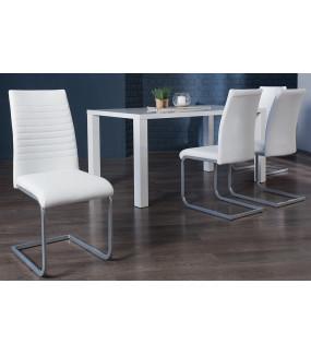 Krzesło Appartment białe