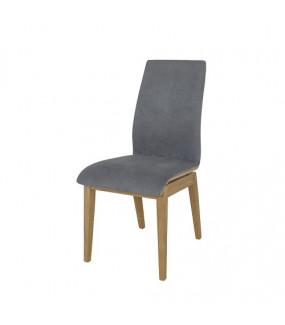 Krzesło dębowe szare do restauracji